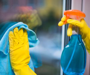 Flower Mound window cleaning